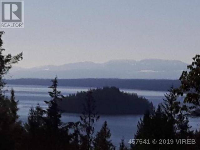 Home for sale at  Bold Point Rd Unit Lot 1 Quadra Island British Columbia - MLS: 457541