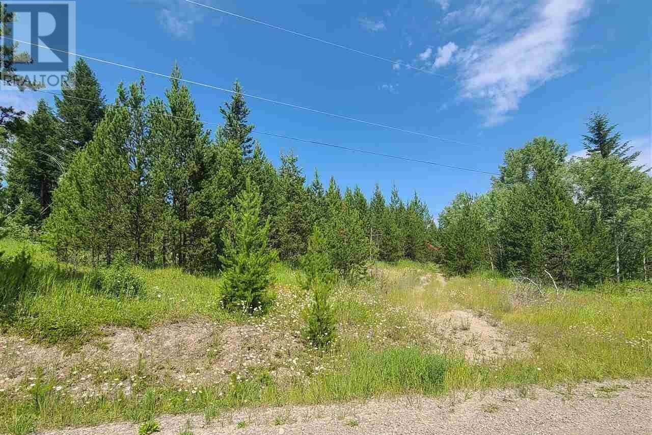 Residential property for sale at 1 Canim Hendrix Lake Rd Unit LOT Forest Grove British Columbia - MLS: R2480693