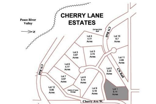 House for sale at 1 Cherry Ln Unit LOT Taylor British Columbia - MLS: N219997