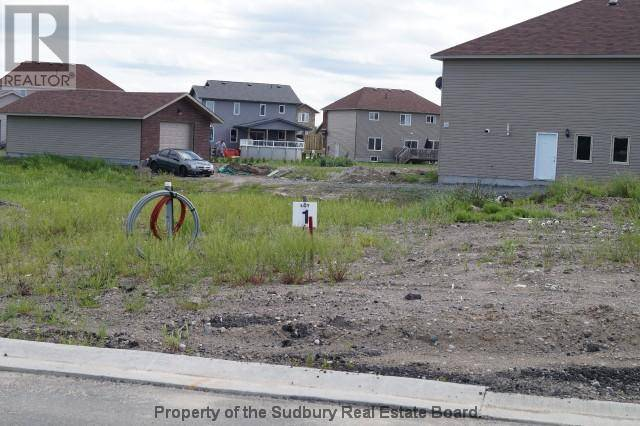 Residential property for sale at  Emerald Cres Unit Lot 1 Chelmsford Ontario - MLS: 1042140