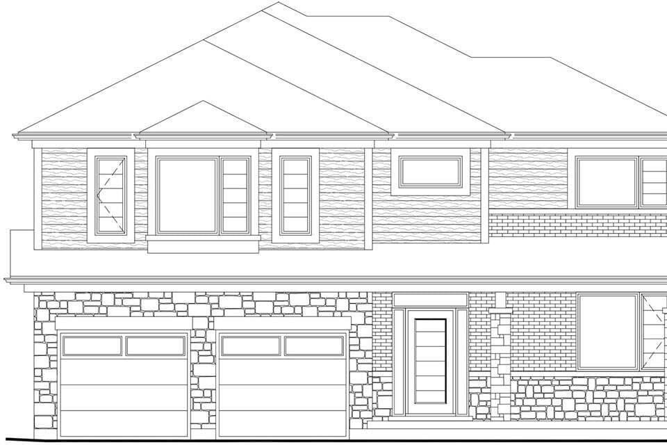 House for sale at 1 Escarpment Dr Unit LOT Hamilton Ontario - MLS: H4079304