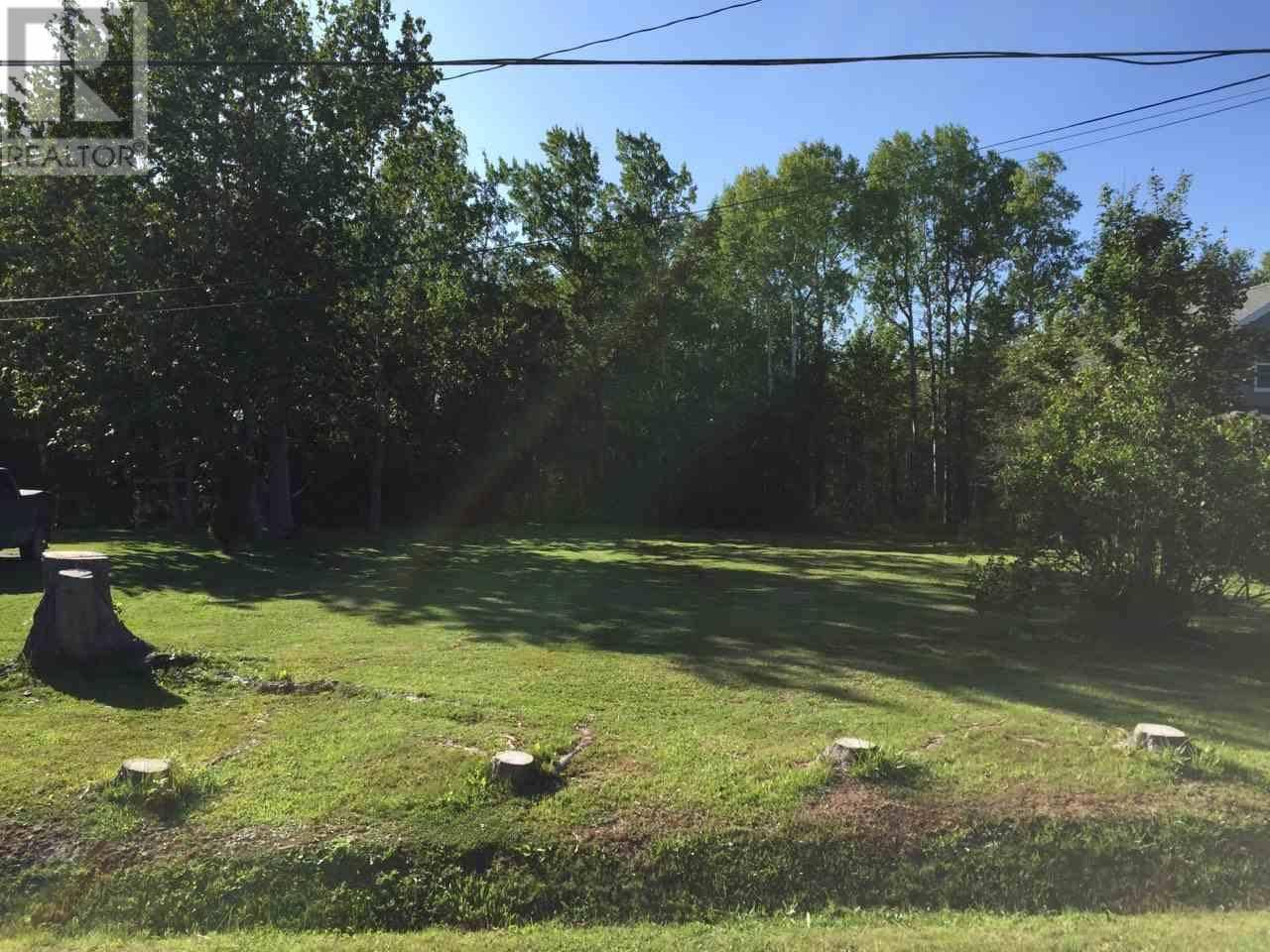 Residential property for sale at  Fairhaven Dr Unit Lot 1 Westmount Nova Scotia - MLS: 201926263