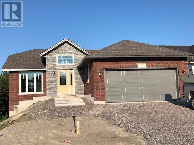 House for sale at  Kittling Rdge Unit Lot 1 Sudbury Ontario - MLS: 2077375