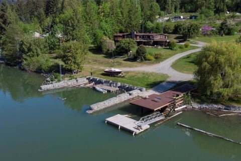 House for sale at LOT 1 Lillooet Lake Forest Service Rd Pemberton British Columbia - MLS: R2468146