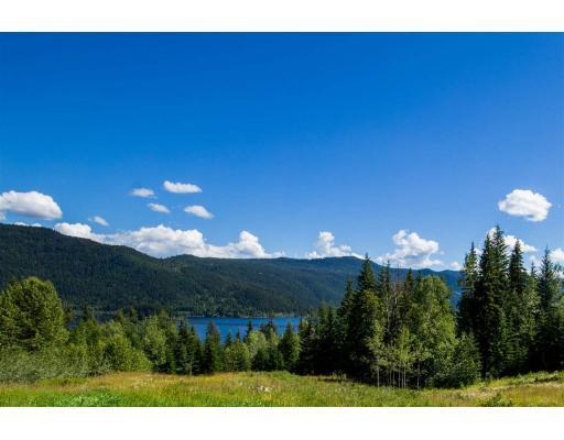 Buliding: North Harriman Road, Canim Lake, BC