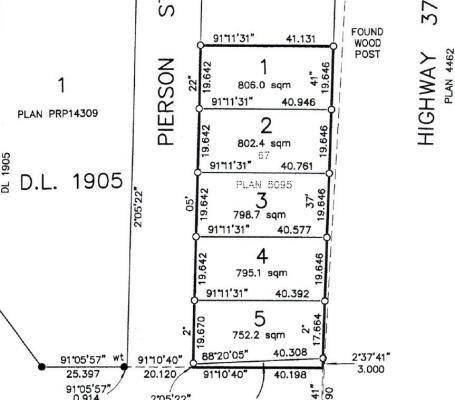 Home for sale at  Pierson St Unit Lot 1 Terrace British Columbia - MLS: R2385129