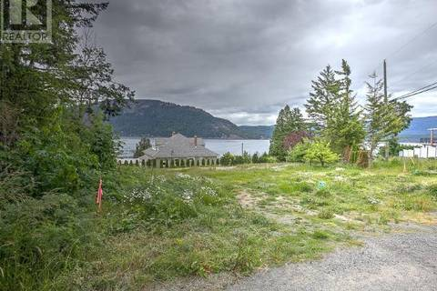 Home for sale at  Pritchard Rd Unit Lot 1 Cowichan Bay British Columbia - MLS: 456303