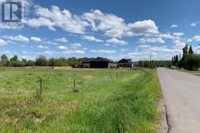 Home for sale at Lot 1 Reid Dr Vanderhoof British Columbia - MLS: R2465546