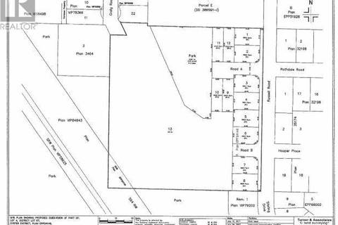Home for sale at  Russell Rd Unit Lot 1 Ladysmith British Columbia - MLS: 455045