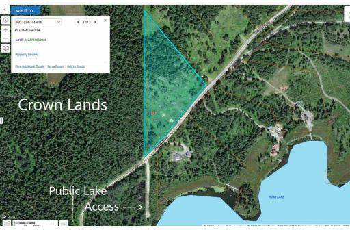 Home for sale at  Ruth Lake Rd Unit Lot 1 Forest Grove British Columbia - MLS: R2373731