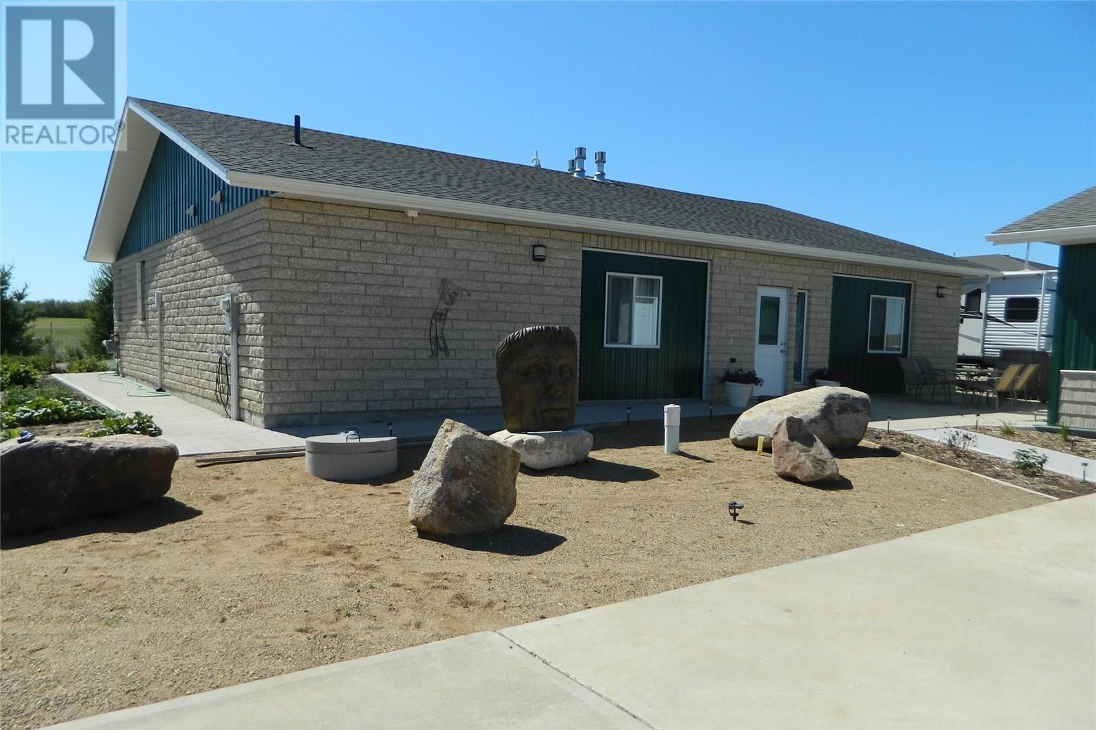 House for sale at 1 Sunrise Blvd Unit LOT Craik Saskatchewan - MLS: SK822141