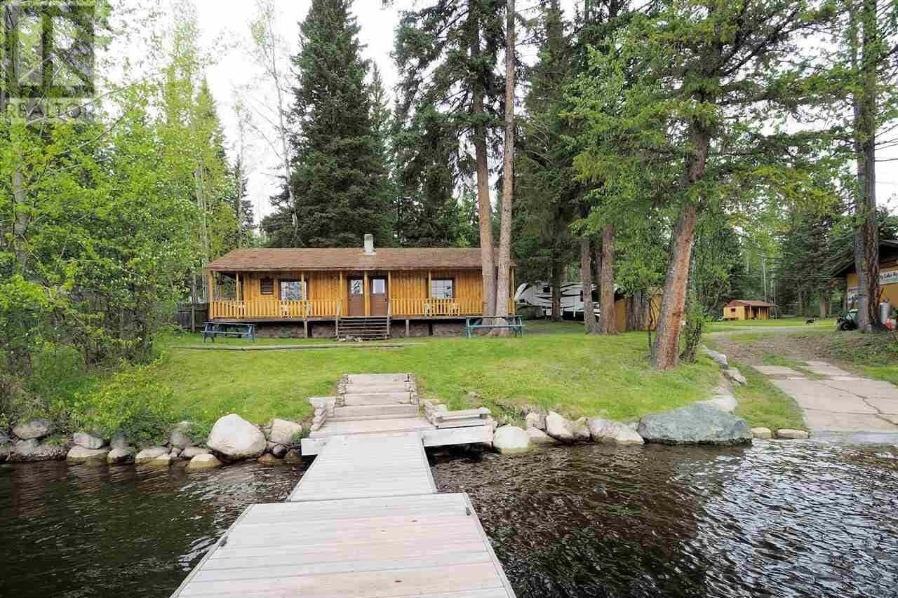 House for sale at 1 Timothy Lake Rd Unit LOT Lac La Hache British Columbia - MLS: R2454260