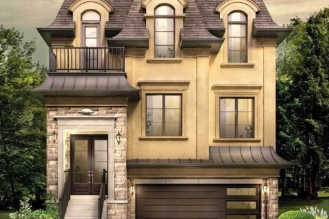 House for sale at 6544 Winston Churchill Blvd Unit Lot 10 Mississauga Ontario - MLS: W5085366