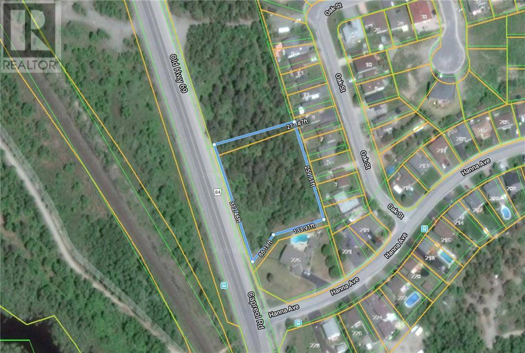 Home for sale at  Capreol Rd Unit Lot 10 Capreol Ontario - MLS: 2074234