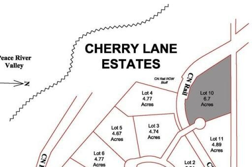 House for sale at 10 Cherry Ln Unit LOT Taylor British Columbia - MLS: N220009