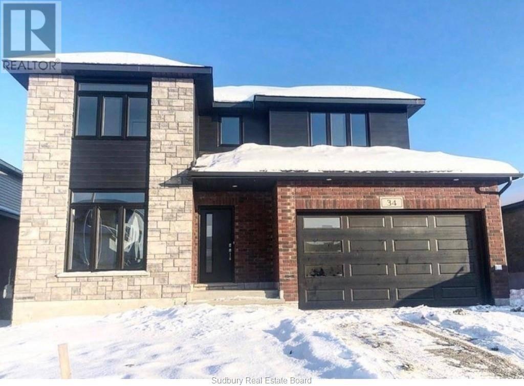 House for sale at  Kittling Rdge Unit Lot 10 Sudbury Ontario - MLS: 2084907