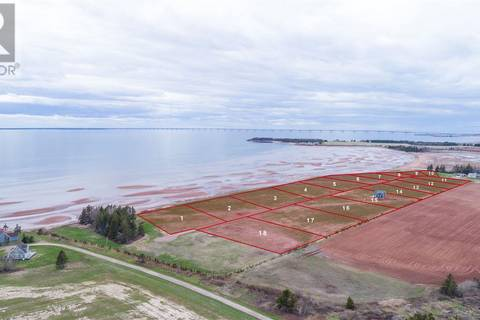 Home for sale at  Patrick Dr Unit Lot 10 Augustine Cove Prince Edward Island - MLS: 201911614