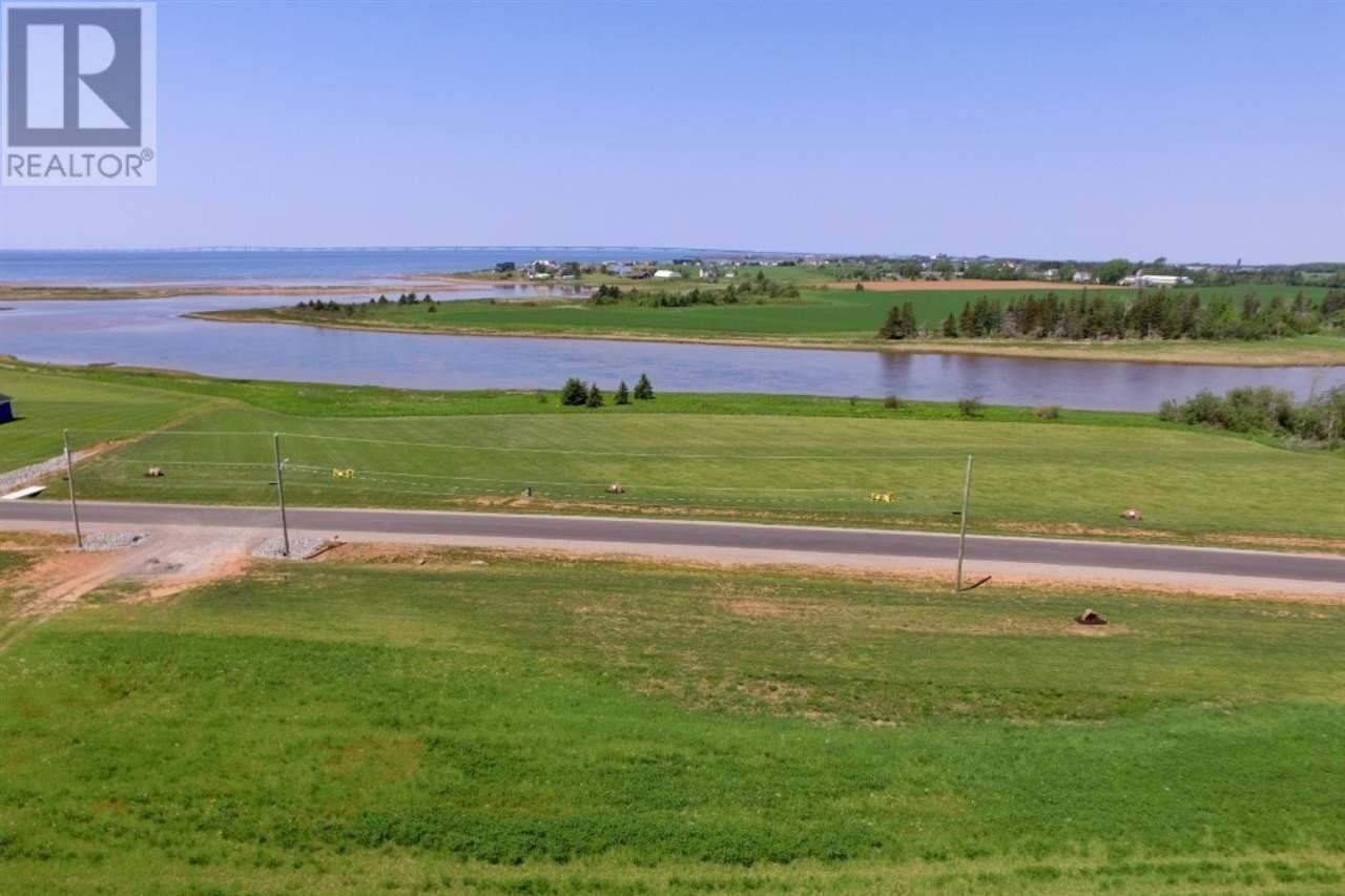 Residential property for sale at 10 River View Dr Unit LOT Cape Traverse Prince Edward Island - MLS: 202011849