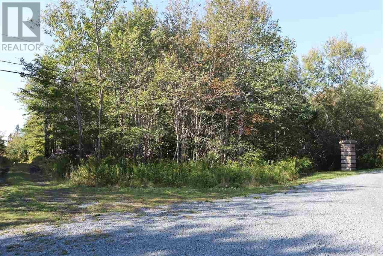 Residential property for sale at 1000 Old Ice Rd Unit LOT Moose Harbour Nova Scotia - MLS: 202019962