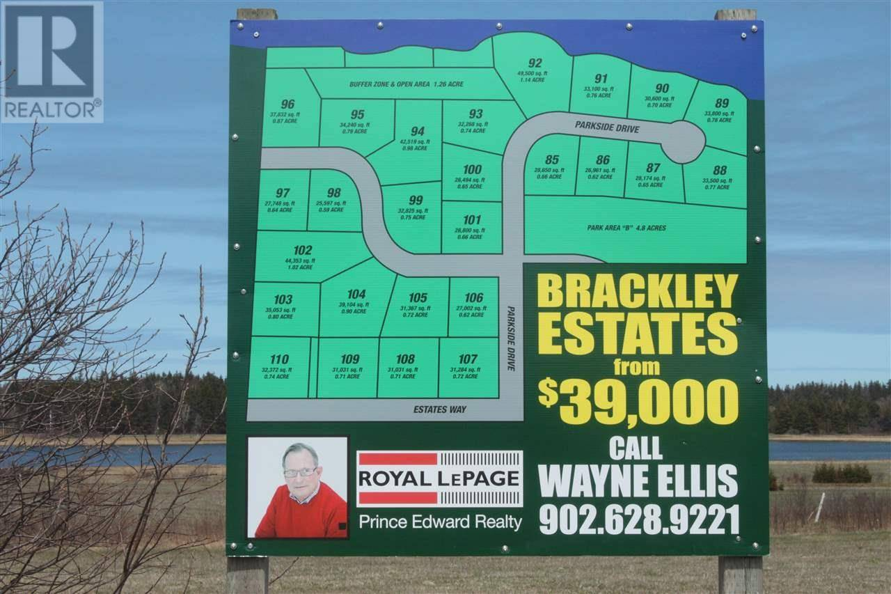 Home for sale at  Dunes Dr Unit Lot 103 Brackley Beach Prince Edward Island - MLS: 201900989