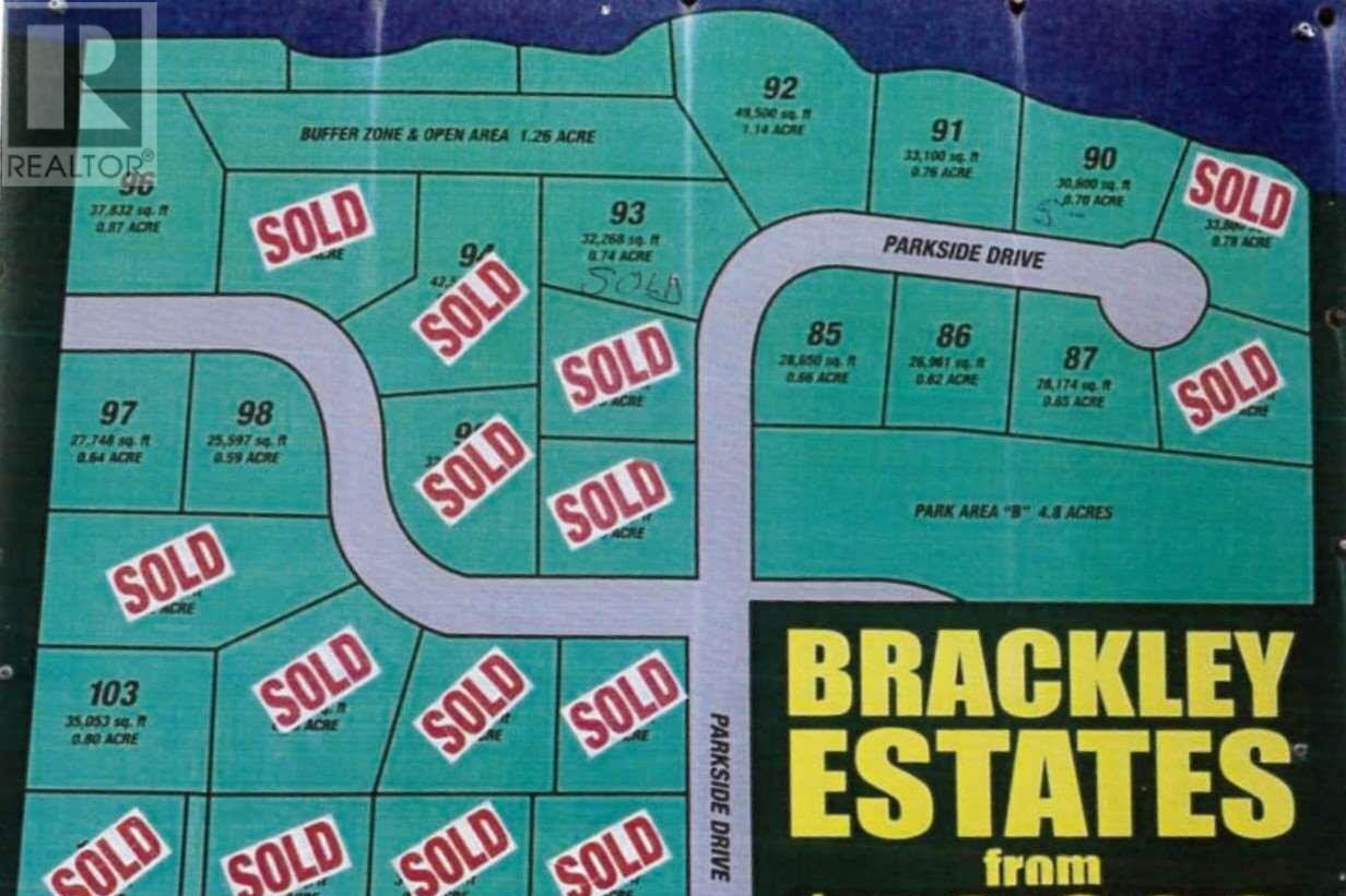 Residential property for sale at 103 Estates Way Dr Unit LOT Brackley Beach Prince Edward Island - MLS: 201900990