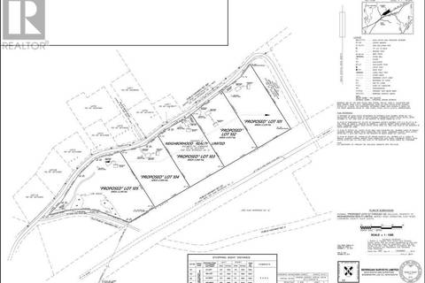 Residential property for sale at  Mersey Connector Rd Unit Lot 104 East River Nova Scotia - MLS: 202001454