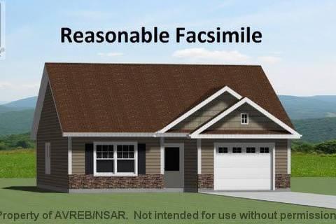 House for sale at  Leaside Ct Unit Lot 105 Port Williams Nova Scotia - MLS: 6084625
