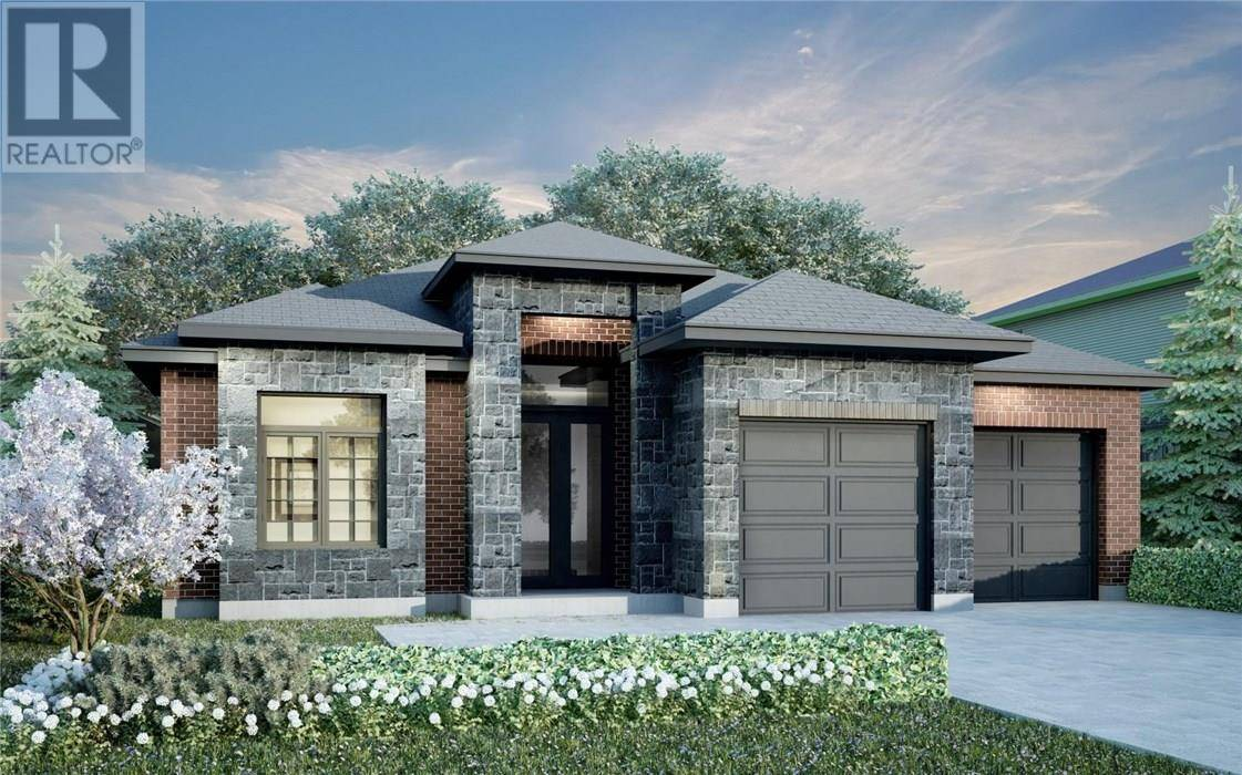 House for sale at  Tokala Trail Dr West Unit Lot 106 London Ontario - MLS: 191704