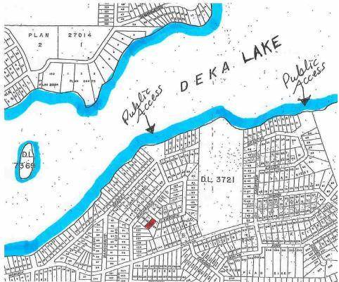 Residential property for sale at  Clearview Rd Unit Lot 107 Deka Lake / Sulphurous / Hathaway Lakes British Columbia - MLS: R2347804