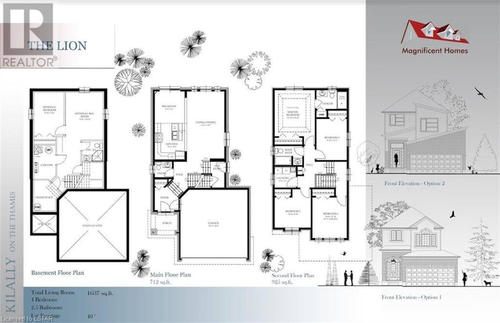 House for sale at  Dylan St Unit Lot 108 London Ontario - MLS: 245949