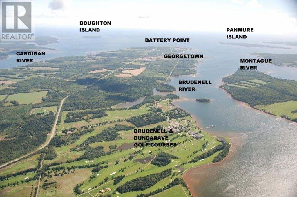 Home for sale at 11 Battery Pt Unit LOT Georgetown Prince Edward Island - MLS: 202014873