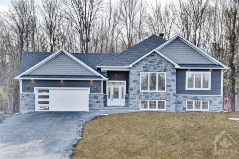 House for sale at LOT 11 Country Ln Winchester Ontario - MLS: 1219231