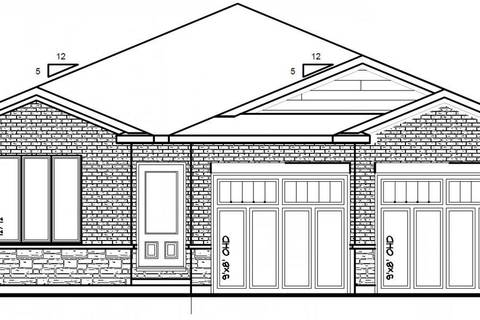 House for sale at  Jennifers Tr Unit Lot 11 Thorndale Ontario - MLS: 176908
