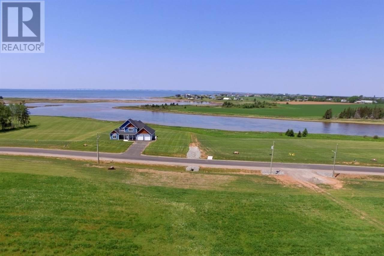 Home for sale at 11 River View Dr Unit LOT Cape Traverse Prince Edward Island - MLS: 202011851