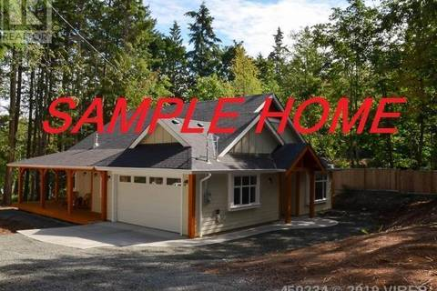 Residential property for sale at  Sabina Rd Unit Lot 11 Bowser British Columbia - MLS: 450234