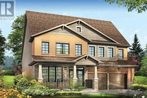 House for sale at 52 Cactus Cres Unit Lot 112 Hamilton Ontario - MLS: X4674844