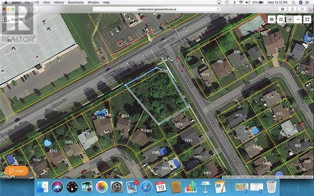 Residential property for sale at  Marleau Ave Unit Lot 116 Cornwall Ontario - MLS: 1171360