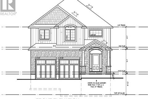 House for sale at  Tokala Tr Unit Lot 117 London Ontario - MLS: 251946