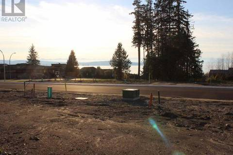 Home for sale at  Eagle Ridge Pl Unit Lot 12 Powell River British Columbia - MLS: 14840