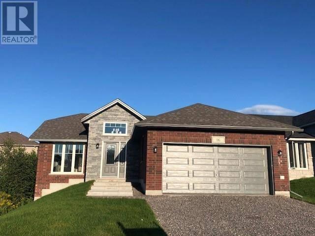 House for sale at  Kittling Rdge Unit Lot 12 Sudbury Ontario - MLS: 2081772
