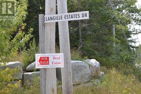 Residential property for sale at  Langille Estates Dr Unit Lot 12 Simms Settlement Nova Scotia - MLS: 201906991