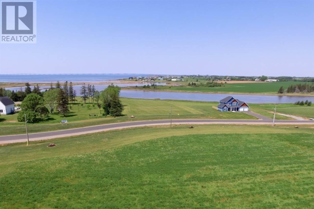 Residential property for sale at 12 River View Dr Unit LOT Cape Traverse Prince Edward Island - MLS: 202011862
