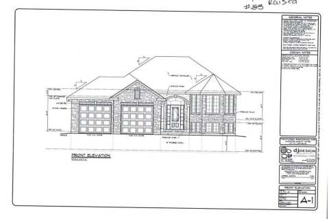 House for sale at LOT 12 Waterford . Waterford Ontario - MLS: 30828925