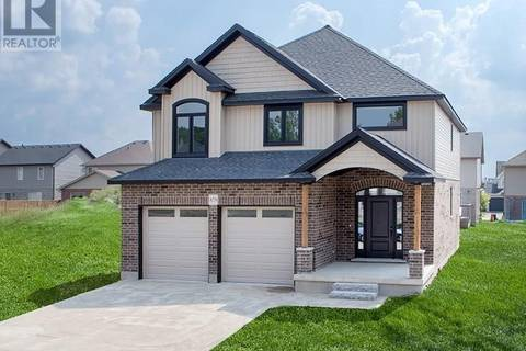 House for sale at  Tokala Tr Unit Lot 120 London Ontario - MLS: 208375