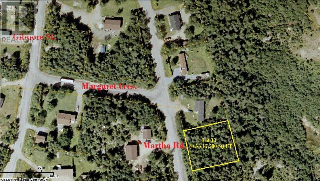 Residential property for sale at  Martha Rd Unit Lot 13 Lepreau New Brunswick - MLS: NB021841
