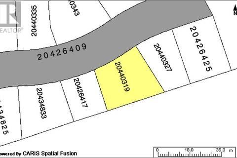 Residential property for sale at  Oak Ridge Ct Unit Lot 13 Tatamagouche Nova Scotia - MLS: 201911337