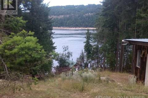 Home for sale at  Coho Blvd Unit Lot 136 Mudge Island British Columbia - MLS: 443086