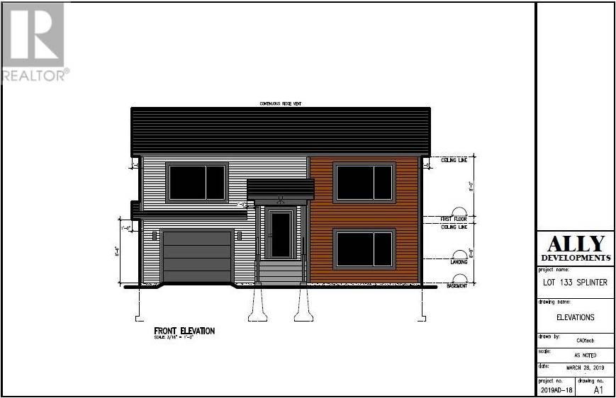 House for sale at  Splinter Ct Unit Lot 138 Beaver Bank Nova Scotia - MLS: 202005361