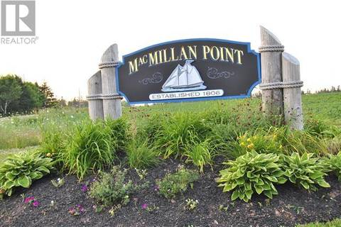 Home for sale at 0 Macmillan Point Rd Unit Lot 13b West Covehead Prince Edward Island - MLS: 201801445