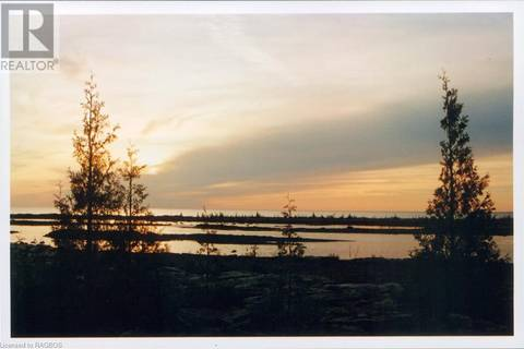 Residential property for sale at  Devils Glen Unit Lot 14 Northern Bruce Peninsula Ontario - MLS: 206039